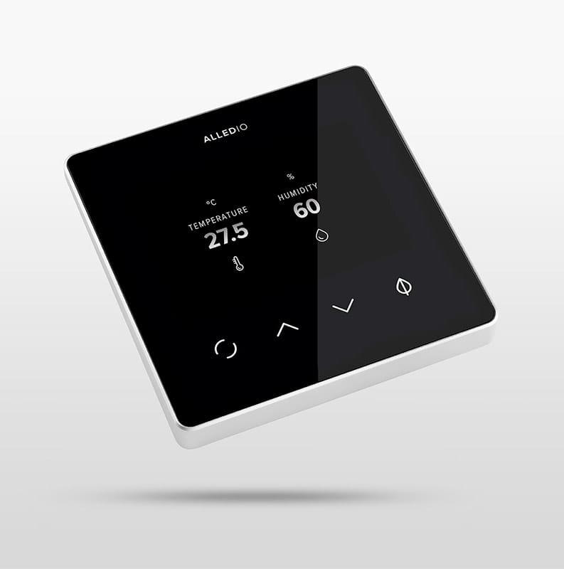 Modbus thermostat - temeprature - humidity - Alledio